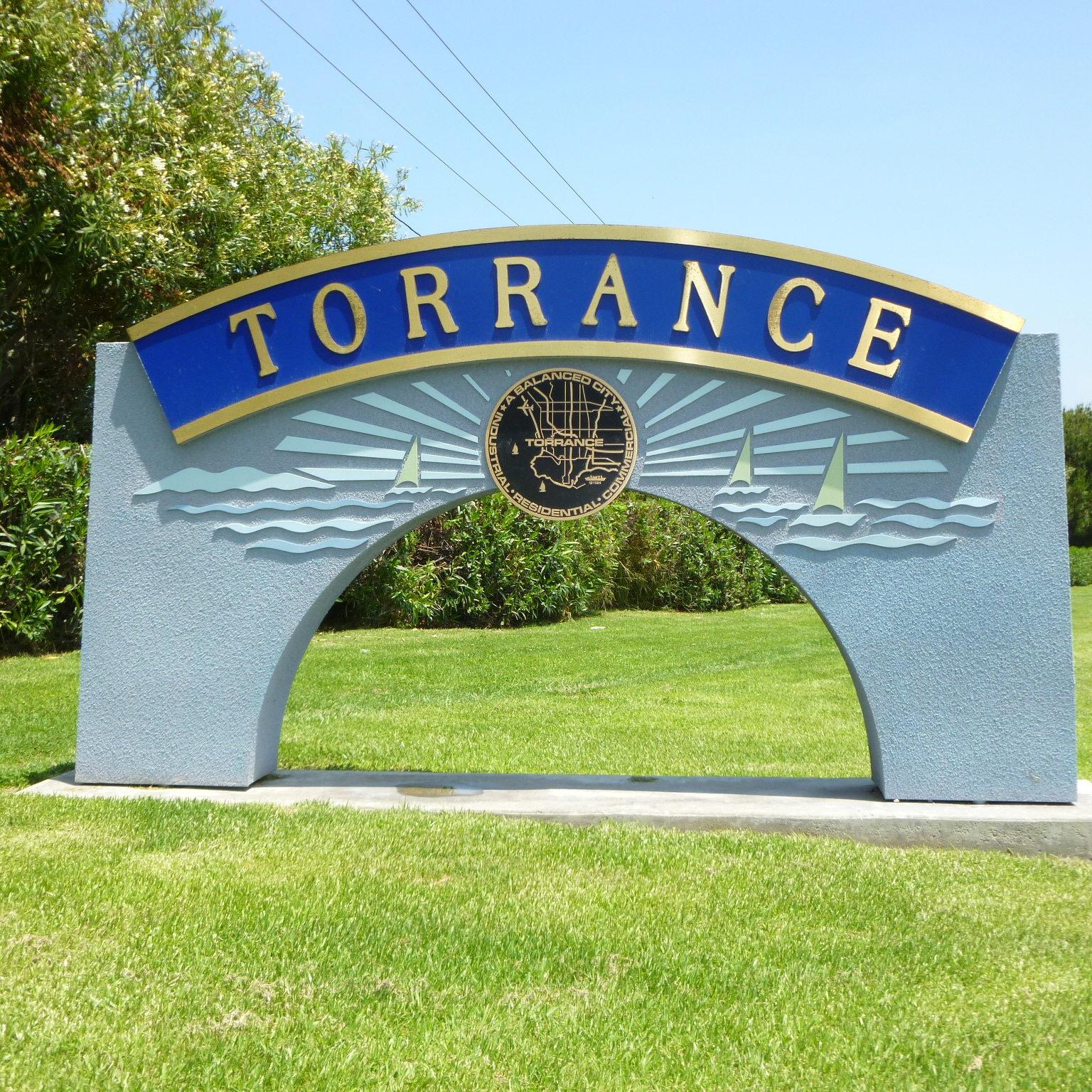 Torrance-Sign